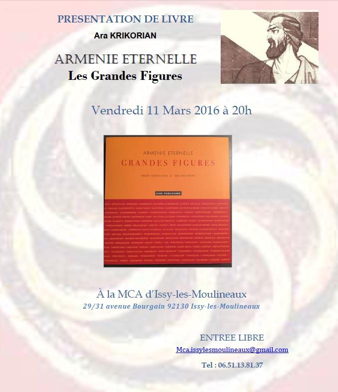 Armenie Eternelle