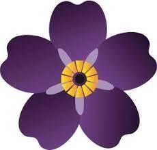 Le myosotis, symbole du Centenaire du Génocide arménien
