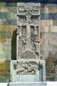Le Katchkar animé, une exception dans l'art arménien