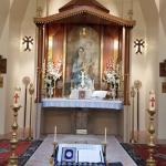 42e Anniversaire de la consécration de l'Eglise Sainte-Marie Mère-de-Dieu d'Issy-les-Moulineaux