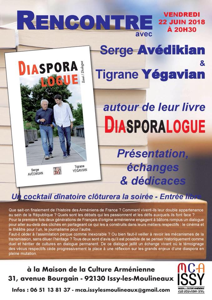 Diasporalogue